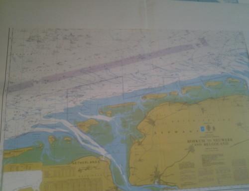 Zeekaarten