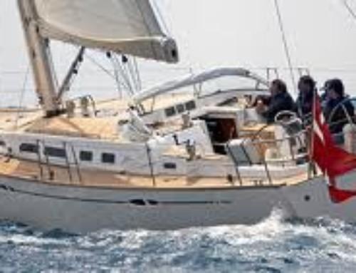 Simon & Manne Yacht of the century.